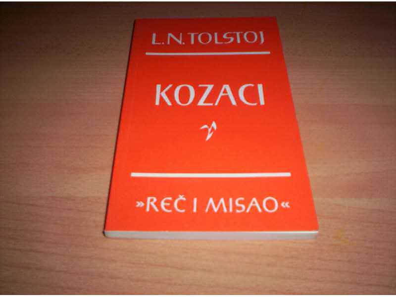 Лав Николајевич Толстој: Козаци