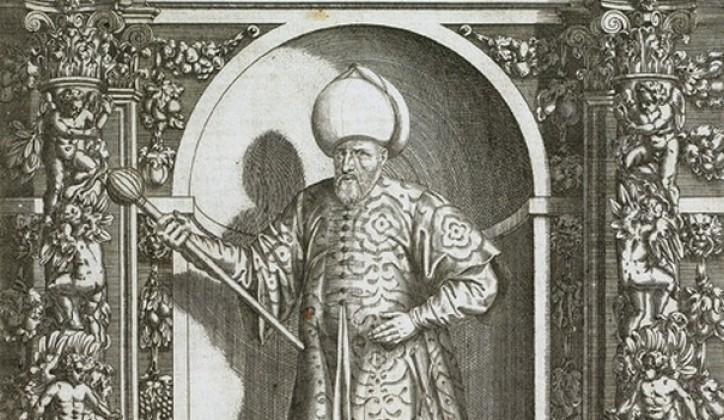 Мехмед-паша Соколовић и дон Педро Охмучевић Гргурић