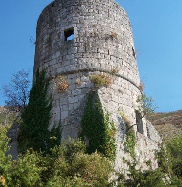 Кула Бранковића код Требиња