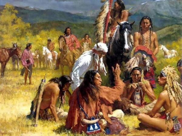 Индијанска поезија